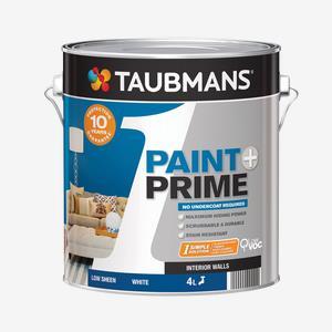 Taubmans 1Paint + Prime