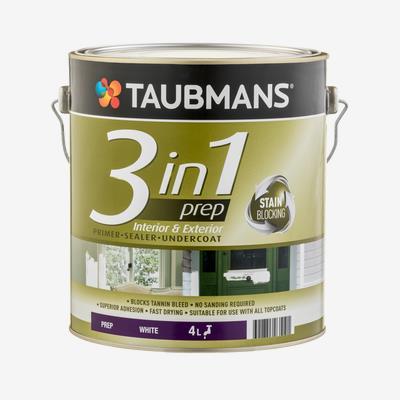 Taubmans 3 in 1 Prep